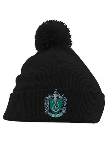 Harry Potter - Slytherin Crest Headwear - Black