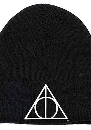 Harry Potter - Deathly Hallows Symbol beanie