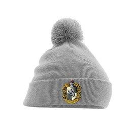 CID Harry Potter - Hufflepuff Crest Headwear - Grey