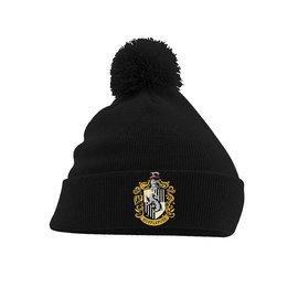 CID Harry Potter - Hufflepuff Crest Headwear - Black