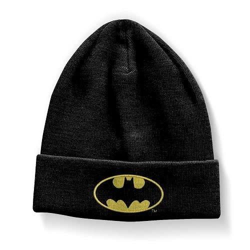 CID Batman - Logo Black Beanie Headwear - Black