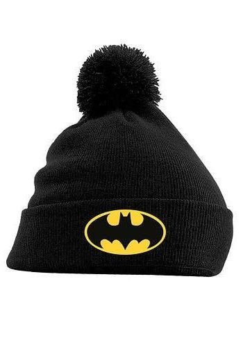 Batman - Logo Headwear - Black