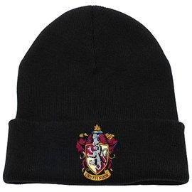 CID Harry Potter - Gryffindor Crest Beanie Headwear - Black