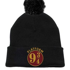 CID Harry Potter - 9 And 3 Quarters Beanie Headwear - Black