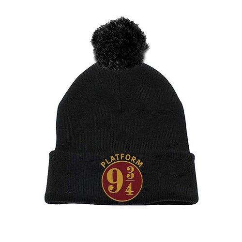 CID Harry Potter - 9 And 3 Quarters Beanie Headwear - Black