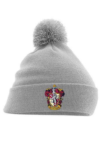 Harry Potter - Gryffindor Crest Headwear - Grey