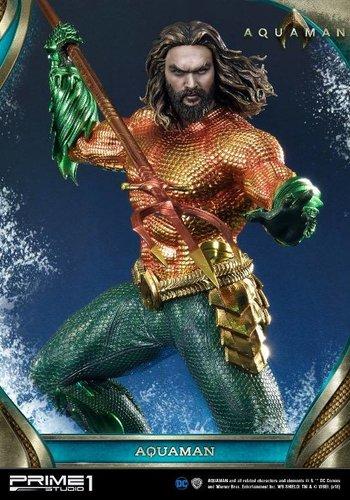 DC Comics: Aquaman Movie - Aquaman Statue
