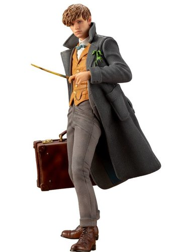 Harry Potter: FB2 - Newt Scamander Artfx+ 1:10 Scale PVC Statue