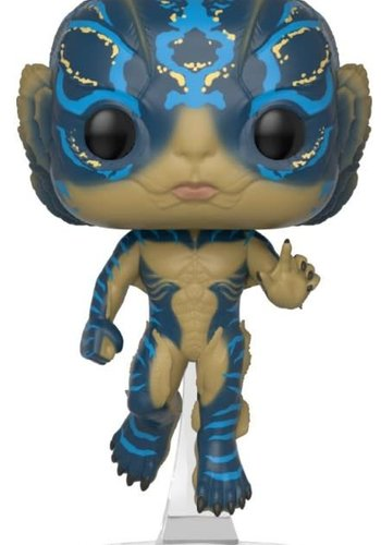 Pop! Movies: Shape of Water - Amphibian Man