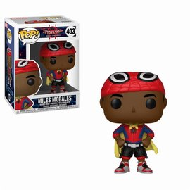 FUNKO Pop! Marvel: Animated Spider-Man - Miles Morales