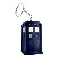 Dr. Who: Tardis Keychain