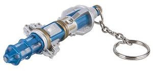 Zeon Dr. Who: 12th Doctor Full Size Led Torch Keychain