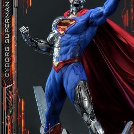 Prime 1 Studio DC Comics: Cyborg Superman 1:3 Scale Statue