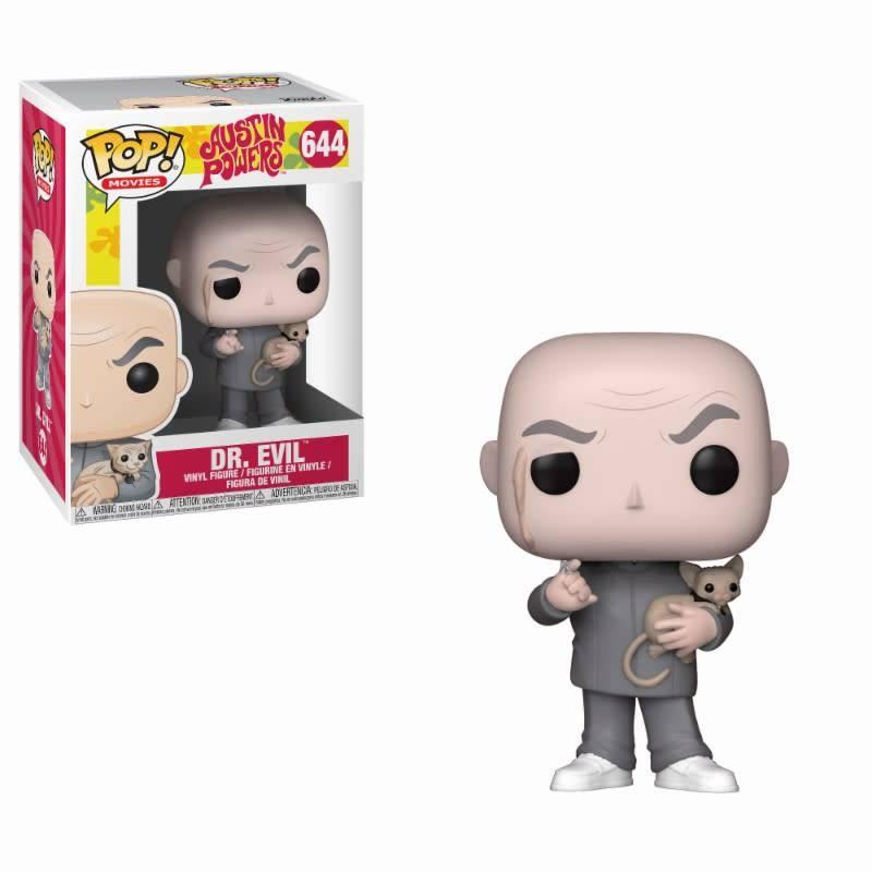 FUNKO Pop! Movie: Austin Powers - Dr. Evil