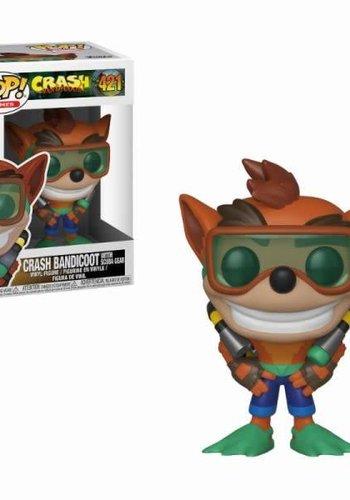 Pop! Games: Crash Bandicoot - Scuba Crash