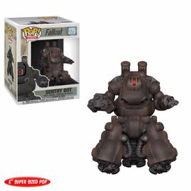 FUNKO Pop! Games: Fallout - 6 inch Sentry Bot