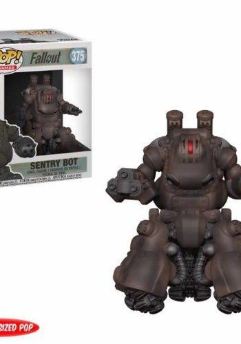 Pop! Games: Fallout - 6 inch Sentry Bot