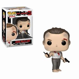 FUNKO Pop! Movie: Die Hard - John McClane
