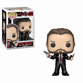 FUNKO Pop! Movie: Die Hard - Hans Gruber