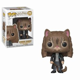 FUNKO Pop! Harry Potter: - Hermione as Cat