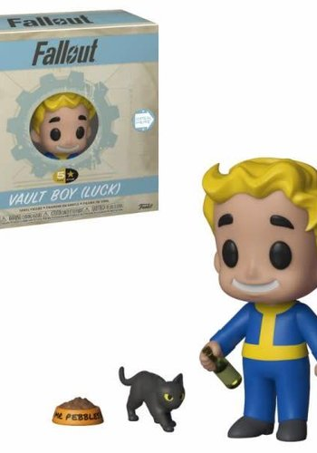 5 Star Fallout: Luck Vault Boy