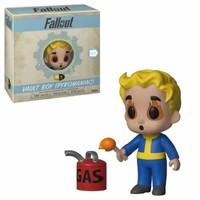 5 Star Fallout: Pyromaniac Vault Boy