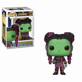 FUNKO Pop! Marvel: Infinity War - Young Gamora with Dagger