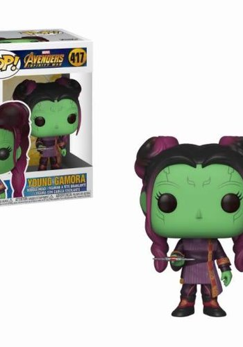 Pop! Marvel: Infinity War - Young Gamora with Dagger