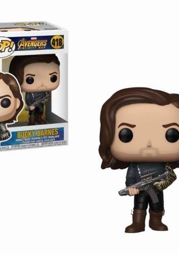 Pop! Marvel: Infinity War - Bucky with Weapon