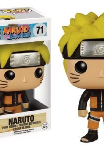 Pop! Anime: Naruto - Naruto