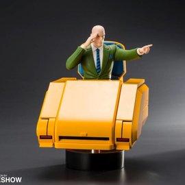 Hot toys Marvel: X-men '92 series - professor X 1:10 scale PVC statue