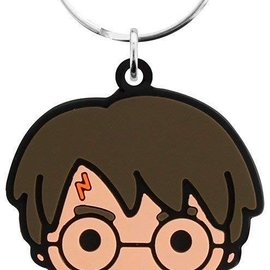 Harry Potter harry potter: chibi harry potter keychain