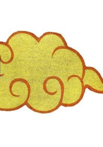 Dragon ball: flying nimbus doormat