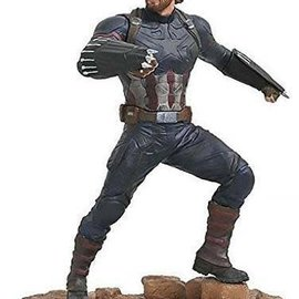 Diamond Direct Marvel: avengers Infinity war - Captain America PVC statue