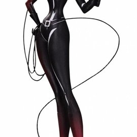 Diamond Direct DC comics: artists alley Sho Murase - catwoman PVC statue