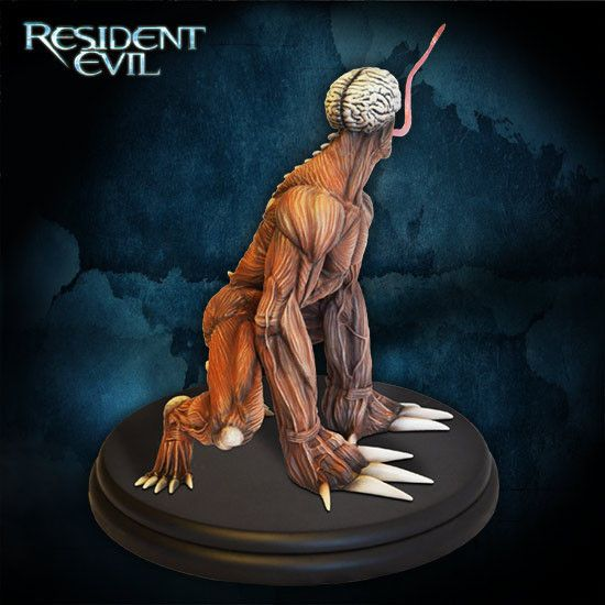 Hollywood Collectibles Resident Evil: The Licker 1:4 Scale Statue