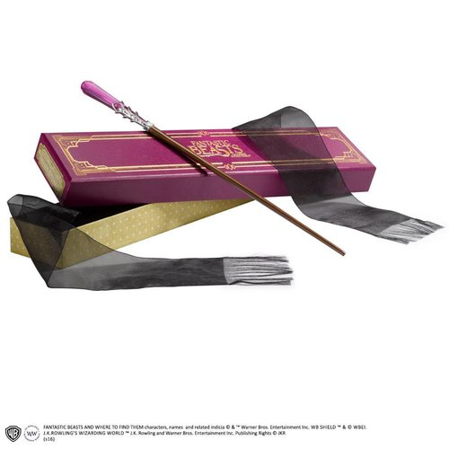 The Noble Collection Fantastic Beasts: Seraphina Picquery's Wand