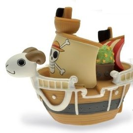 Plastoy One Piece: Ship Going Merry Mini-Moneybox