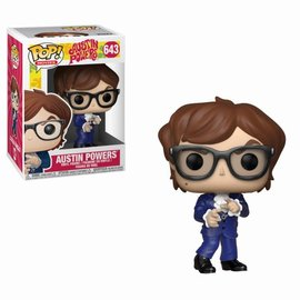 FUNKO Pop! Movie: Austin Powers - Austin Powers