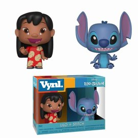 FUNKO Vynl: Disney - Lilo and Stitch 2-Pack
