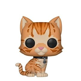 FUNKO Pop! Marvel: Captain Marvel - Goose the Cat