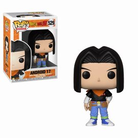 FUNKO Pop! Anime: Dragon Ball Z - Android 17