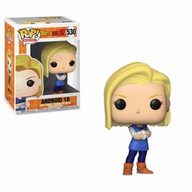 FUNKO Pop! Anime: Dragon Ball Z - Android 18