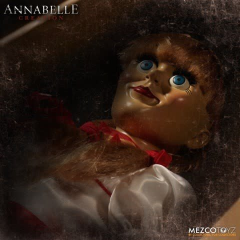 Mezcotoys Annabelle Creation: Annabelle 18 inch Prop Replica Doll