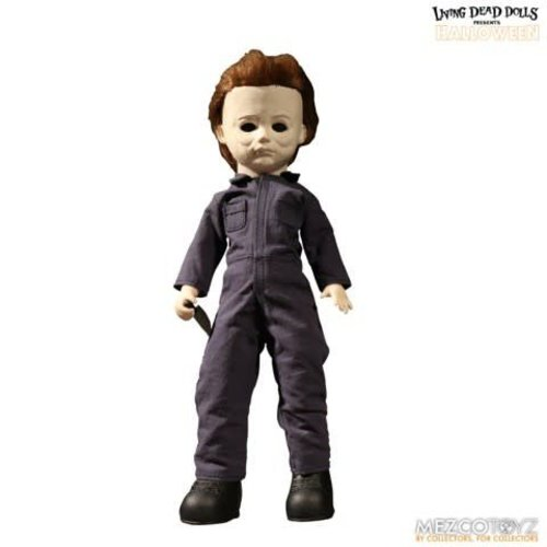Mezcotoys Living Dead Dolls Presents: Michael Myers 10 inch Doll