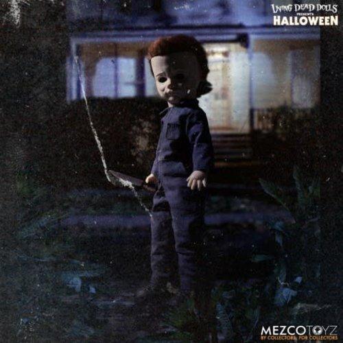 Mezcotoys Living Dead Dolls Presents: Michael Myers 10 inch Doll