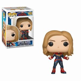 FUNKO Pop! Marvel: Captain Marvel - Captain Marvel Asst.