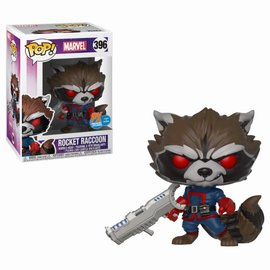 FUNKO Pop! Marvel: GotG Comic - Classic Rocket Raccoon LE