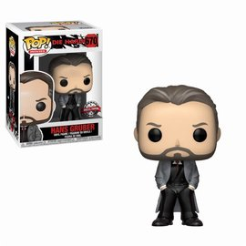 FUNKO Pop! Movies: Die Hard - Hans Gruber LE