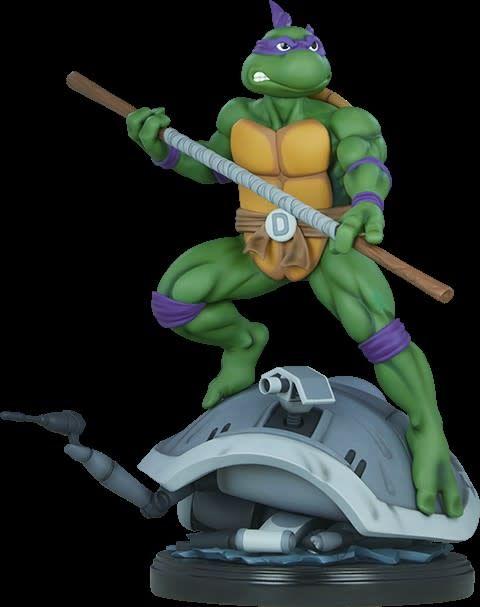 Sideshow PRE ORDER: Teenage Mutant Ninja Turtles: Donatello 1:4 Scale Statue